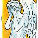 Weeping Angel 1 by RiverbyNight