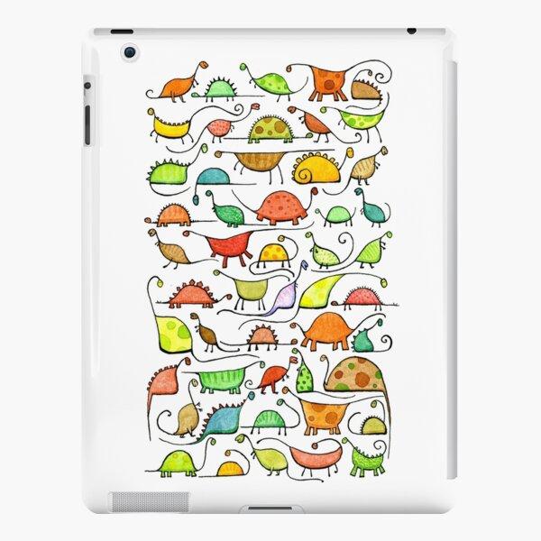 50 Dinos iPad Snap Case