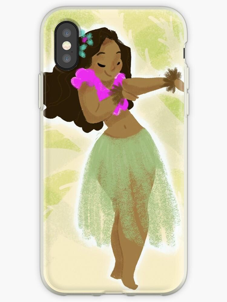 Hula Lady by aubriemoyer