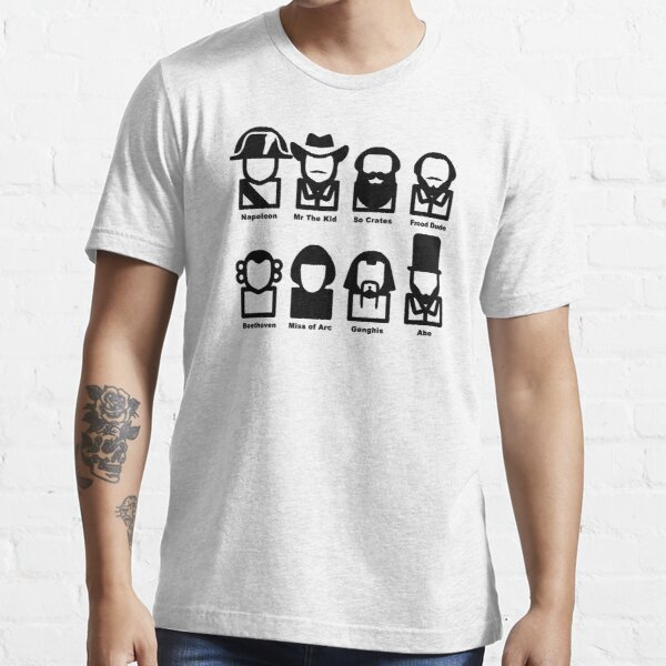 Bill & Ted - The Historical Dudes Essential T-Shirt