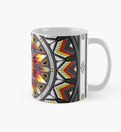 Sacred Places Red Mug