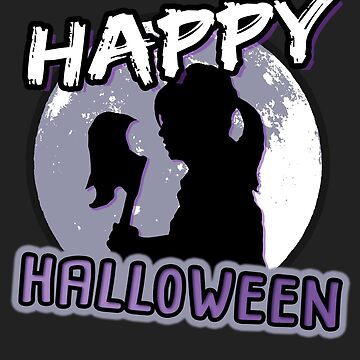 Happy Halloween! Moon Silhouette [BTVS] by Vixetches