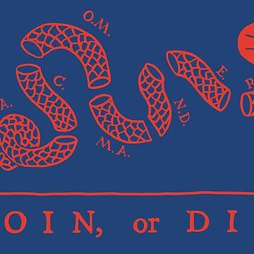 Snake Propaganda by vonplatypus
