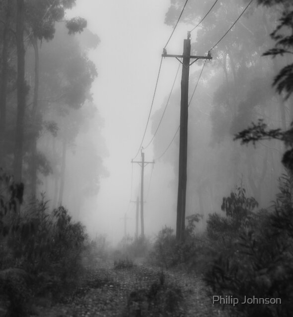 Crucifixion - Mount Wilson NSW Australia - The HDR Experience by Philip Johnson