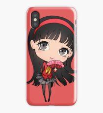 Yukiko Amagi Chibi iPhone Case