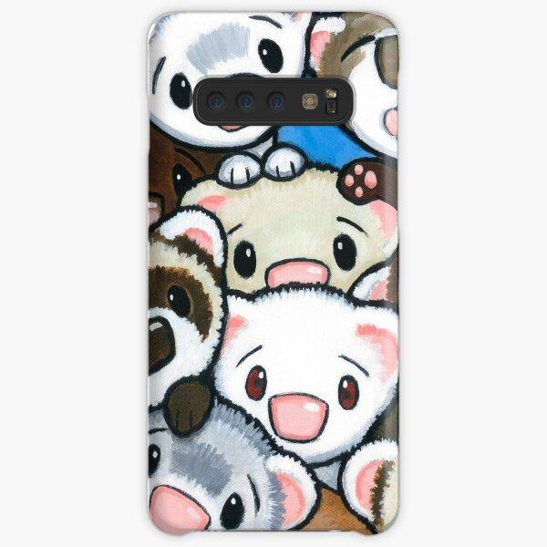 16 Ferrets Samsung Galaxy Snap Case