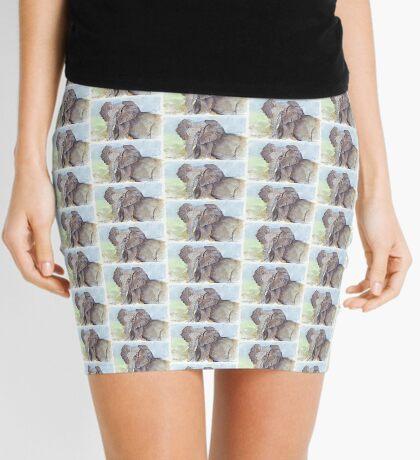 Africa's Wonder Mini Skirt