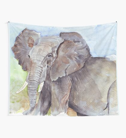 Africa's Wonder Wall Tapestry