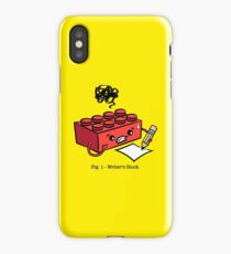 Writer's Block iPhone Case/Skin