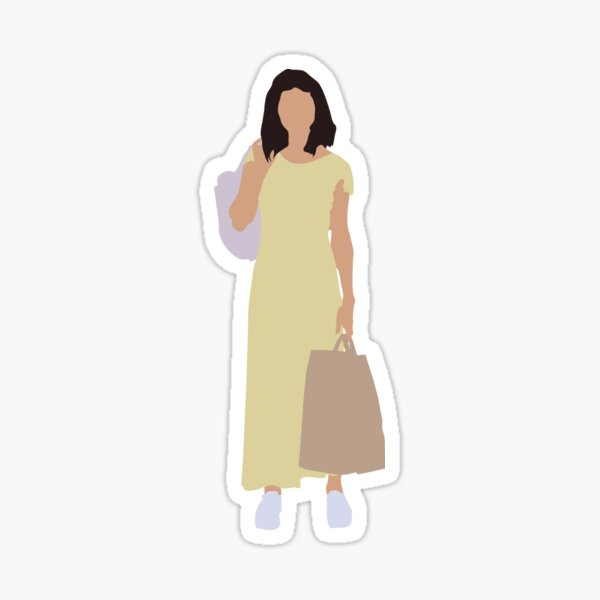Selena Fetish Sticker