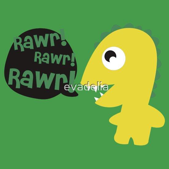 TShirtGifter presents: Rawr!