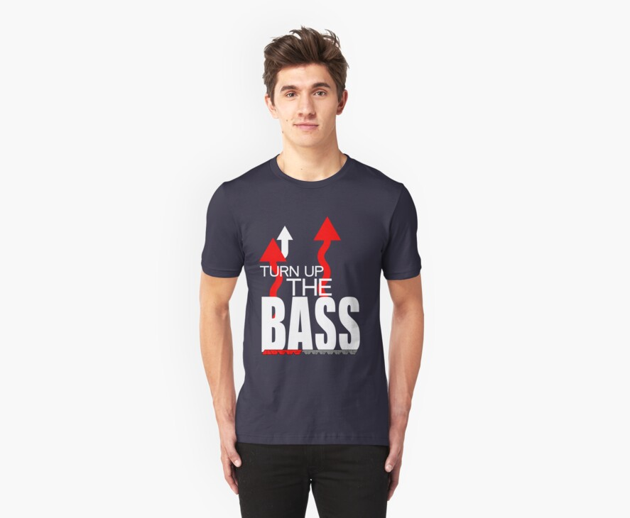 how to turn up bass on laptop