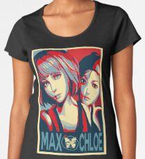 Max and Chloe Obey Women's Premium T-Shirt