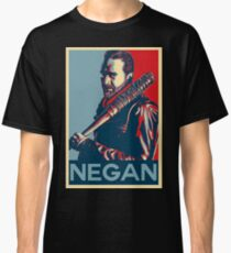 Negan Obey Hope Classic T-Shirt