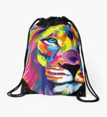 Lion Pride Drawstring Bag