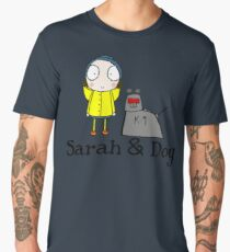 Sarah & Dog Men's Premium T-Shirt