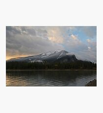 Lake Dillon in Fall #5 Photographic Print