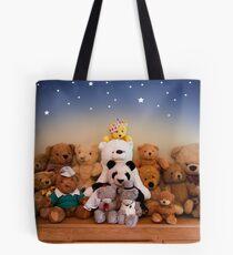 Grin & Bear It Tote Bag