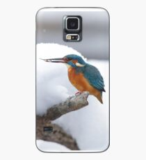 Kingfisher with a fish Case/Skin for Samsung Galaxy
