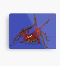 Spider Spider Metal Print