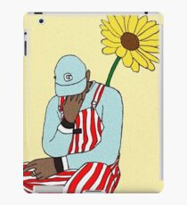 Tyler, the Creator - Flower Boy Art iPad Case/Skin