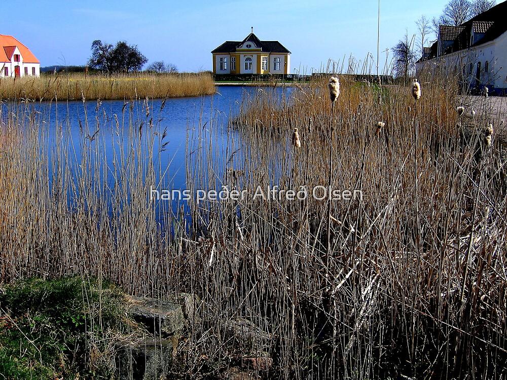 Valdemar's Slot , Denmark. by hans p olsen