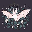 Familiar - Desert Long Eared Bat by straungewunder