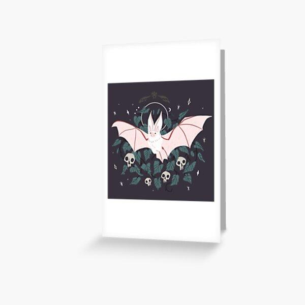 Familiar - Desert Long Eared Bat Greeting Card