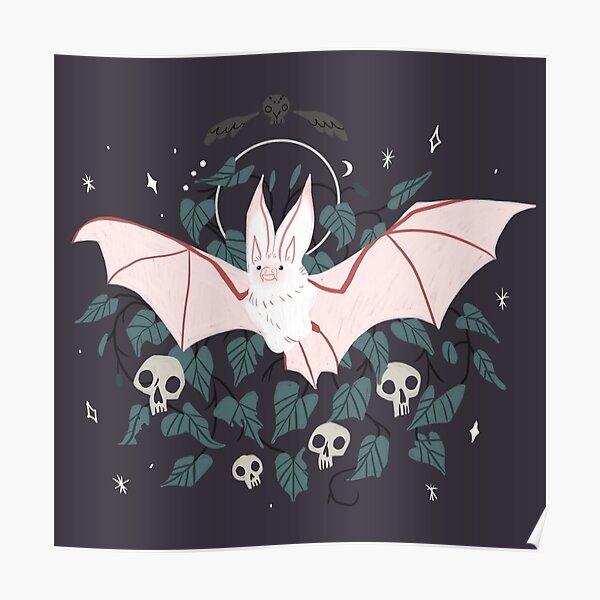 Familiar - Desert Long Eared Bat Poster