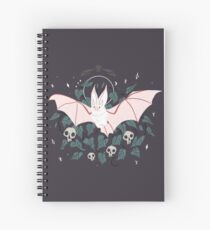 Familiar - Desert Long Eared Bat Spiral Notebook
