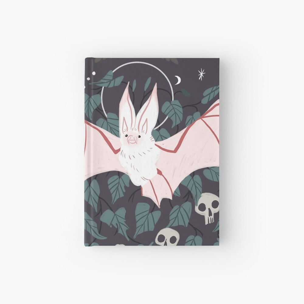 Familiar - Desert Long Eared Bat Hardcover Journal
