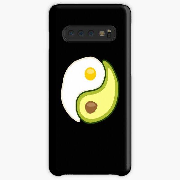 Avocado Egg Yin Yang Samsung Galaxy Snap Case