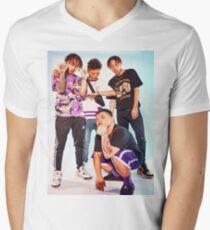 Higher Brothers Men's V-Neck T-Shirt