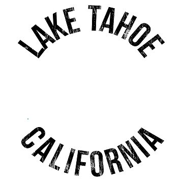 Lake Tahoe Paddle Board Yoga T-Shirt by HoodieWoodie