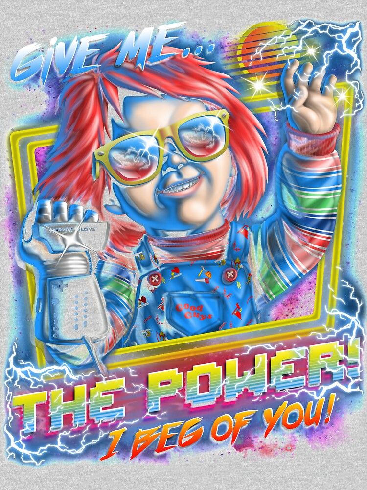 Give Me the Power by Punksthetic