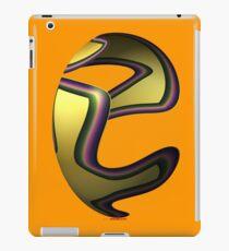 Just Designs - Verzerrte Vieren (Flubber) iPad-Hülle & Klebefolie