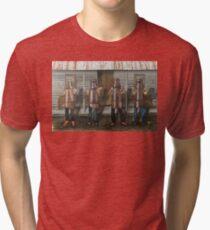 Ned Kelly Gang Tri-blend T-Shirt