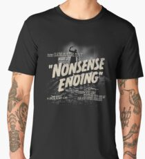 Nonsense Ending Men's Premium T-Shirt