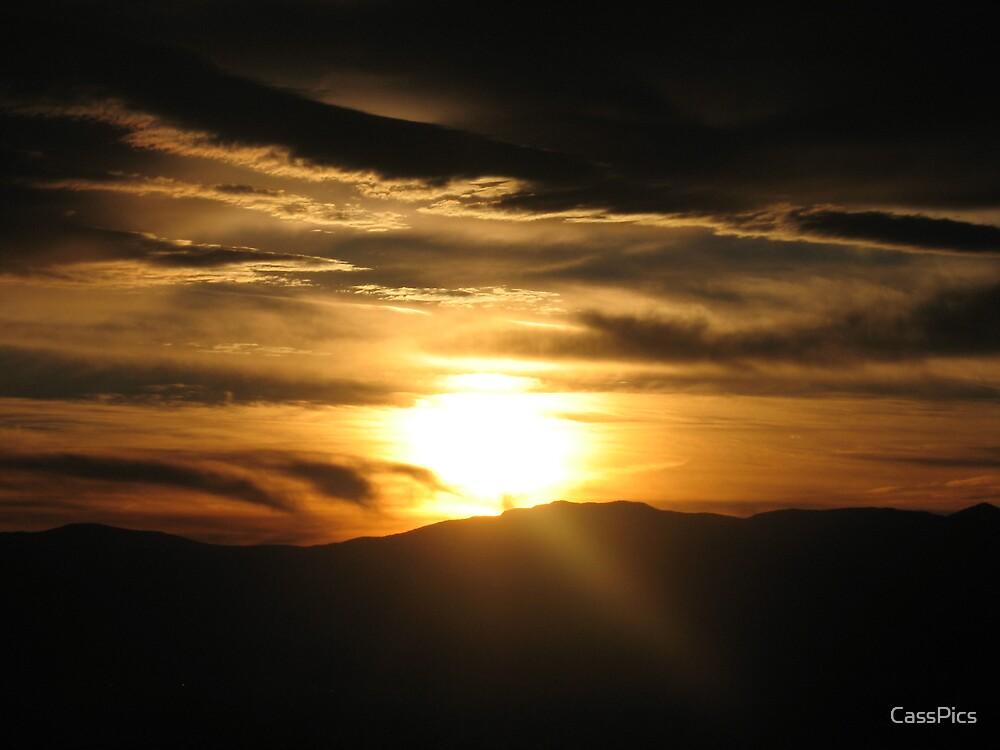 Solar Energy by CassPics
