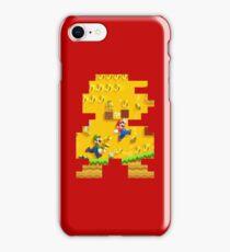 New Super Mario Bros. Pixel Art iPhone Case/Skin