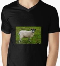 I.m Watching Ewe..........  Men's V-Neck T-Shirt