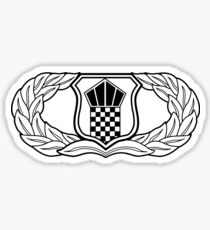 USAF ATC 5-level Badge Sticker