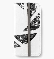 Worn Aperture iPhone Wallet/Case/Skin