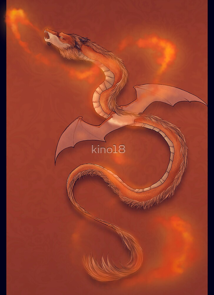 Fire Dragon by kino18