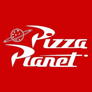Pizza Planet by killspre