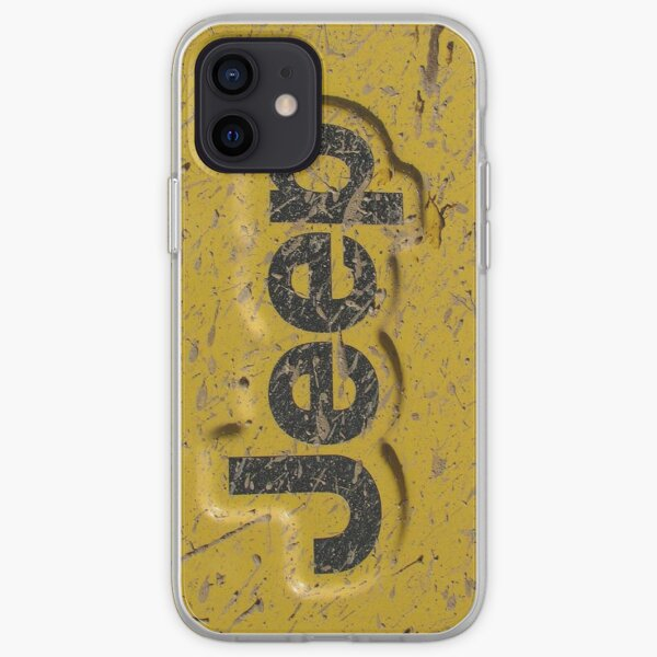 Jeep Trails iPhone Soft Case
