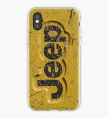 Jeep Trails iPhone Case