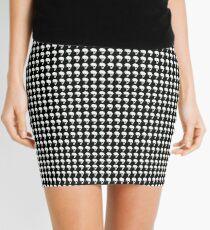 Andy Warhol Portrait Recreation Mini Skirt