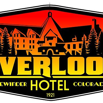 Overlook Hotel by superiorgraphix
