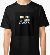 In Love and Color - multi Classic T-Shirt